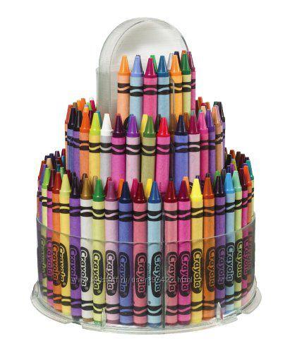 Канцелярия Crayola для Ваших деток