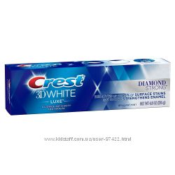 Crest 3D White Luxe Lustrous Shine Whitening - и Ваши зубы белее белого