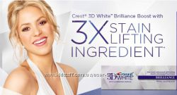 Crest 3D White Brilliance Toothpaste- Ваша бриллиантовая улыбка