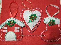 Поделки украинский сувенир и новогодние