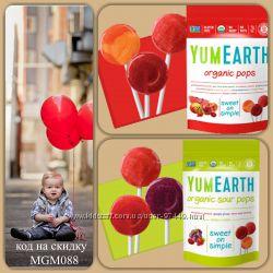 Органические сладости  YumEarth  без химии с Iherb