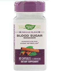 Nature&acutes Way, Контроль сахара в крови