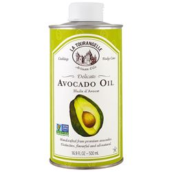 La Tourangelle, Delicate органическое  масло авокадо,