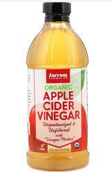 Jarrow Formulas, Органический Натуральный Яблочный Уксус, 16 жидких унций