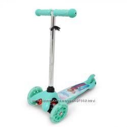 Самокаты Скутер Мини колеса свет для деток от 1 года