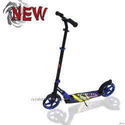Самокат DEGREE NEW EXPLORE 100 кг. колеса 200