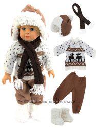 Одежда для кукол 2 разных комплекта