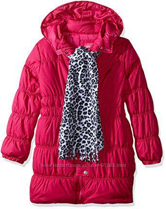 Куртка-пальто на девочку 3-4 лет Pink Platinum