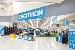 Decathlon Англия