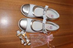 Кожанные туфельки Lelli Kelly