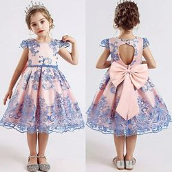 Святкове плаття ВЕРСАЛЬ для дівчинки на 4-9 років