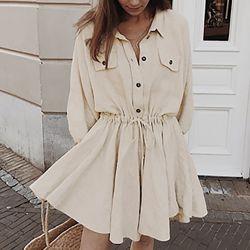 Літнє жіноче плаття Саванна бежеве розміри М-L