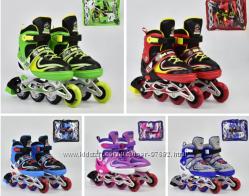 Ролики Best Roller S размер 30-33, роликовые коньки
