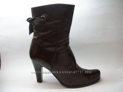 Ботинки BRASKA, кожа, оригинал