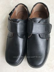 Новые школьные туфли Plato, 35р