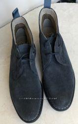 Распродажа натуральные новые деми ботинки Clarks Kenley mid 40 р