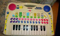 Синтизатор пианино