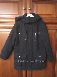 Стильное пальто для мальчика