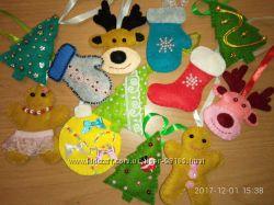 Повязочки для маленьких девочек Handmade