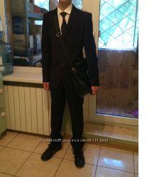 костюм Classic Fashion черный р. 46 на рост 170-173