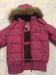 Термо куртка C&A herethere рост 134.