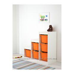 комод для игрушек IKEA TROFAST