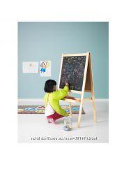 Mala Мала мольберт фломастеры мелки карандаши от Икеа Ікеа Ikea