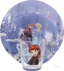 Набор детской посуды Luminarc Disney Frozen