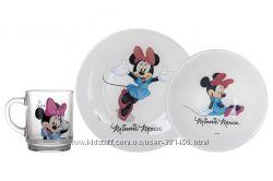 Набор детской посуды Luminarc Disney Minnie Mouse