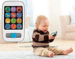 Игровой набор Fisher-Price Умный смартфон Укр. -Англ.