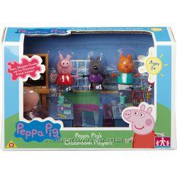 Игровой набор Peppa Pig Свинка Пеппа Идем в школу