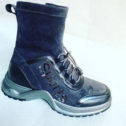 ботинки, сникерсы демисезон