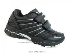 кроссовки Bona  кожаные в наличии