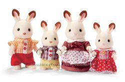 Набор Сильвания Фэмели семья Шоколадных Кроликов Calico Critters
