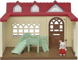 Сладкий Малиновый дом кролика Sylvanian Families 5393 Sweet Raspberry Home