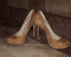 Замшевые туфли ALDO