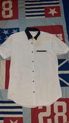 Рубашка , шведка  на мальчика 15-16лет 185см