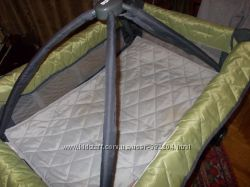 Кроватка-манеж CHICCO Lullaby LX