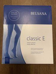 Компрессионные чулки Belsana Германия закрытый носок