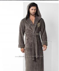 Турецкий мужской халат Nusa