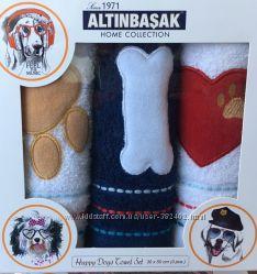 Набор кухонных полотенец Altinbasak