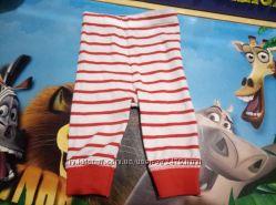 Новогодние штанишки для самого маленького Санты