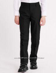 Школьные брюки для мальчиков Marks&Spencer Англия, 7-8 лет
