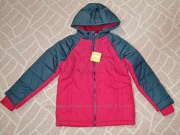 Демисезонная куртка Gymboree из США р. М, 7-8 лет