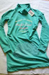 Платье туника для девочки подростка, р. 152, Alive Германия