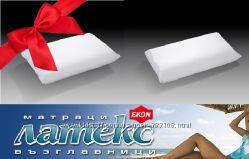 Латексная подушка взрослая для мужчины и женщины, для здоровья против болей