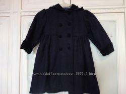 Пальто на принцессу 4-5 лет