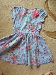Платье Ostin на рост 122 6-7 лет
