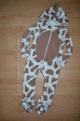 Человечек слип жираф Early Days 1, 5-2 года, 92см