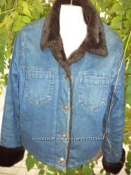 джинсовая куртка Ольсен Германия